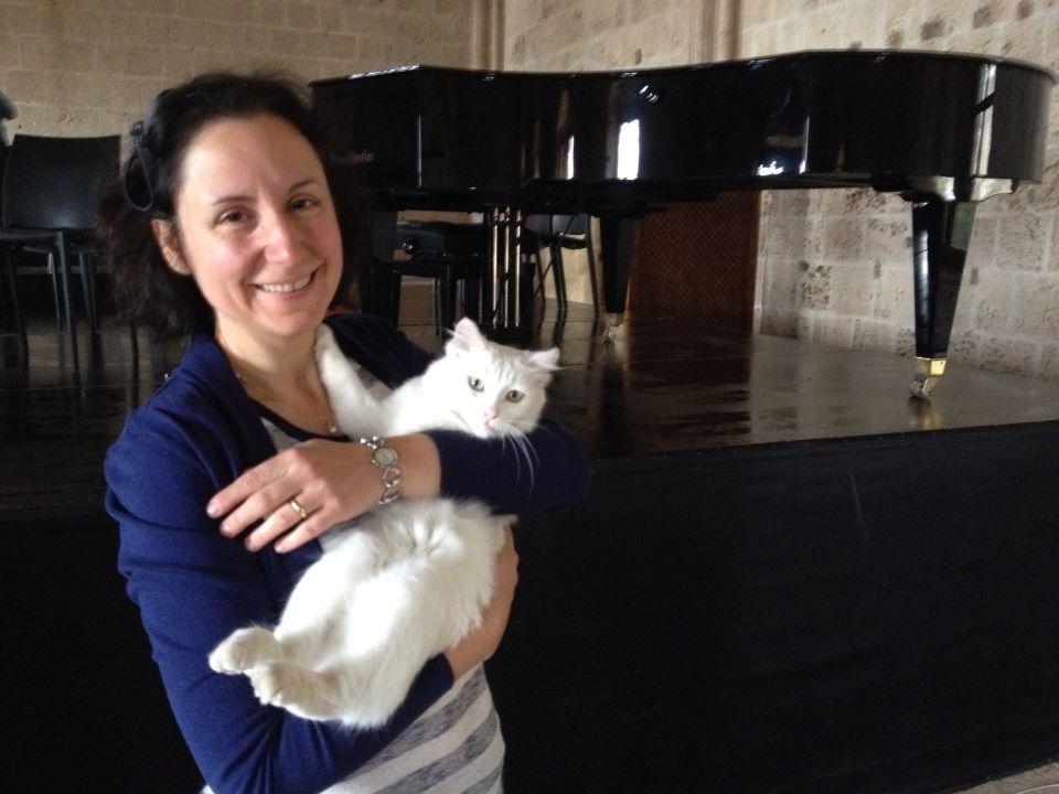 A extra Tango Catz member